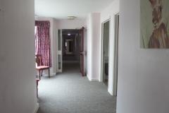 Hallway, view to kitchen