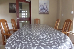 Main dining table (second available)